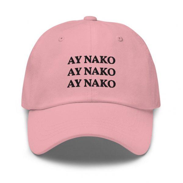 """Filipino Dad Hat """"AY NAKO"""" EMBROIDERED Filipino Gift - Funny Tagalog Gift - Pinoy Pinay - Phillippines - Filipino American - Filipino Pride"""