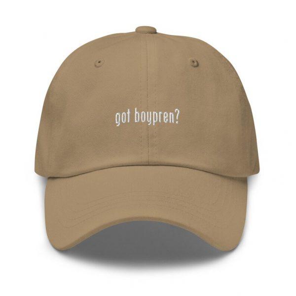 "Filipino Dad Hat ""Got Boypren?"" EMBROIDERED Filipino - Funny Tagalog Gift - Pinoy Pinay - Phillippines - Filipino American - Filipino Pride"