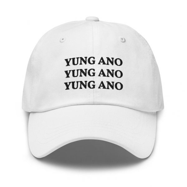 "Filipino Dad Hat ""YUNG ANO"" EMBROIDERED Filipino Gift - Funny Tagalog Gift - Pinoy Pinay - Phillippines - Filipino American - Filipino Pride"