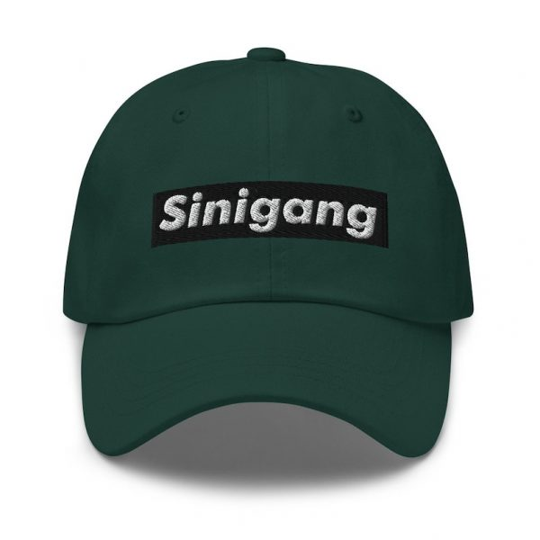 Filipino Dad Hat Sinigang - Filipino Gift - Funny - Pinoy - Pinay - Phillippines - Filipino American - Filipino Soup Food