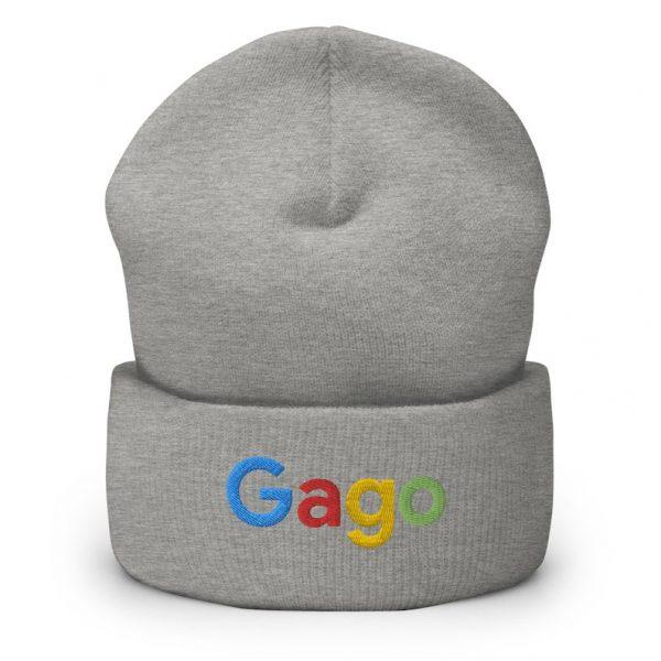Filipino Gago Cuffed Beanie - Filipino - Funny Filipino Gift - Pinoy - Pinay - Phillippines - Filipino American - Tagalog - Filipina