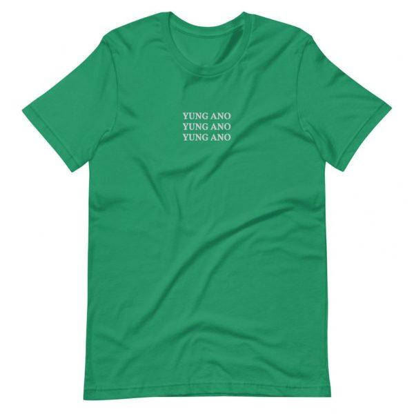 "Filipino Shirt ""YUNG ANO"" Embroidered Premium Unisex/Men - Funny Filipino Clothing - Pinoy Pinay Phillippines - Filipino American - Nanay"