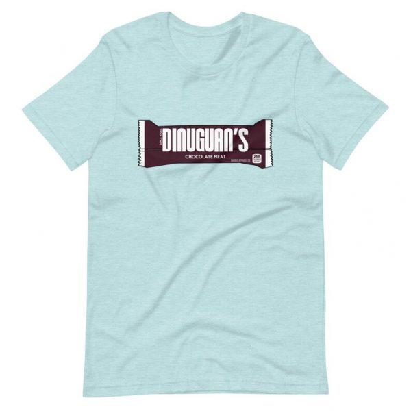 Filipino Shirt Dinuguan Premium Unisex/Men's - Funny Clothing - Pinoy - Pinay - Phillippines - Filipino Accent - Hershey's Parody