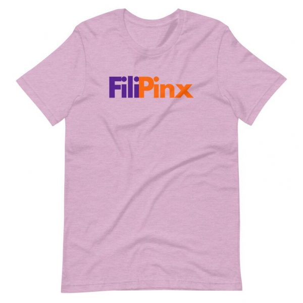 Filipino Shirt Filipinx Premium Unisex - Funny Clothing - Pinoy - Pinay - Phillippines - Filipino American - Postal Service Parody