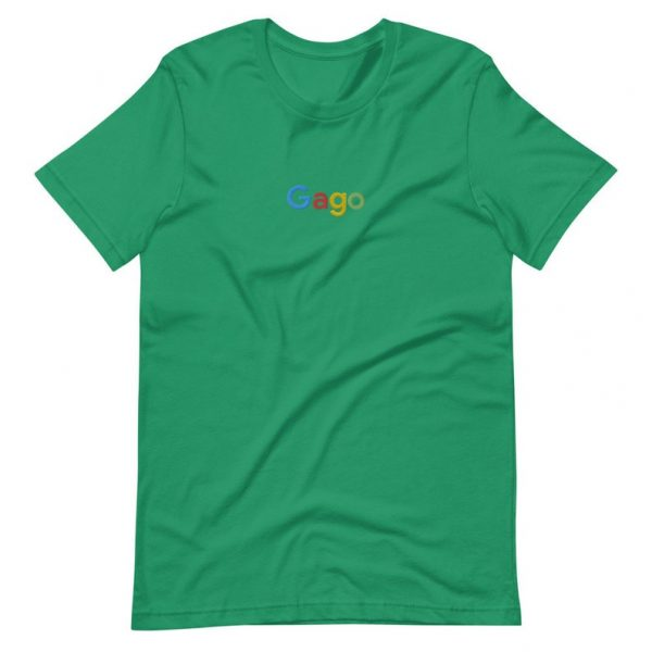 Filipino Shirt Gago Embroidered Premium Unisex/Men's - Funny Clothing Gift - Pinoy - Pinay - Philippines Filipino American - Google  Parody