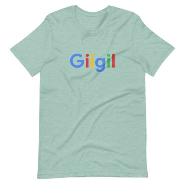 Filipino Shirt Gigil Premium Unisex/Men's - Funny Clothing - Pinoy - Pinay - Phillippines - Filipino Accent - Google Parody