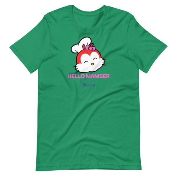 Filipino Shirt Hello Mamser Premium Unisex/Men's - Funny Filipino Clothing - Pinoy - Philippines - Kuya Tito Ate Tita Lolo - Filipino Gift