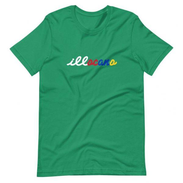Filipino Shirt illocano Flag COLORED Edition Premium Unisex/Men's - Funny Clothing - Pinoy - Pinay - Phillippines -  illest Parody