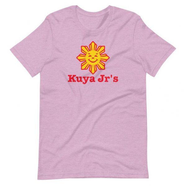 Filipino Shirt Kuya Jr's Classic Premium Unisex/Men - Funny Clothing - Pinoy - Pinay - Phillippines - Filipino American - Fast Food Parody