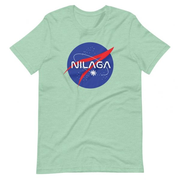 Filipino Shirt Nilaga Premium Unisex/Men's - Funny Filipino Clothing - Pinoy - Pinay - Phillippines - Filipino American - Space Parody