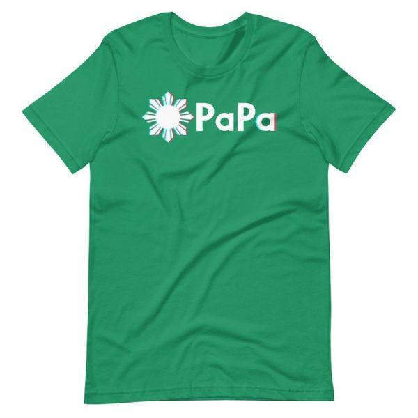 Filipino Shirt PaPa Men's TikTok Funny Premium for Filipino Gift - Filipino Clothing - Filipino American - Pinoy - Lolo Ninong Parody