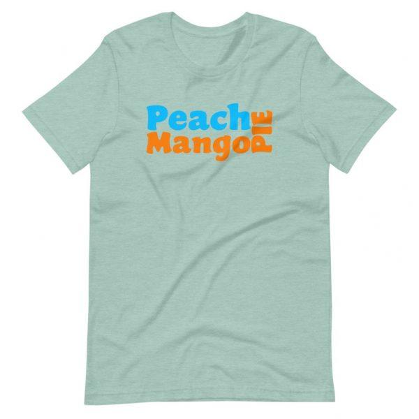 Filipino Shirt Peach Mango Pie Premium Unisex/Men's - Funny Filipino Clothing - Pinoy - Pinay - Phillippines - Dessert Gift - Fast Food