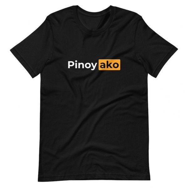 Filipino Shirt Pinoy Ako Premium Unisex/Men's - Funny Filipino Clothing - Pinoy - Pinay - Filipino Filipina - Pornhub Parody