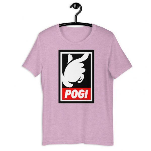 Filipino Shirt Pogi Pose Premium Unisex/Men's - Funny Filipino Clothing - Pinoy - Pinay - Phillippines - Filipino American - Pogi Hand