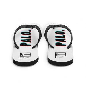 Filipino Slippers PALO. Tsinelas - Unisex - Glitch Design - Funny Filipino - Pinoy - Pinay - Phillippines - Swimwear - Filipino Gift