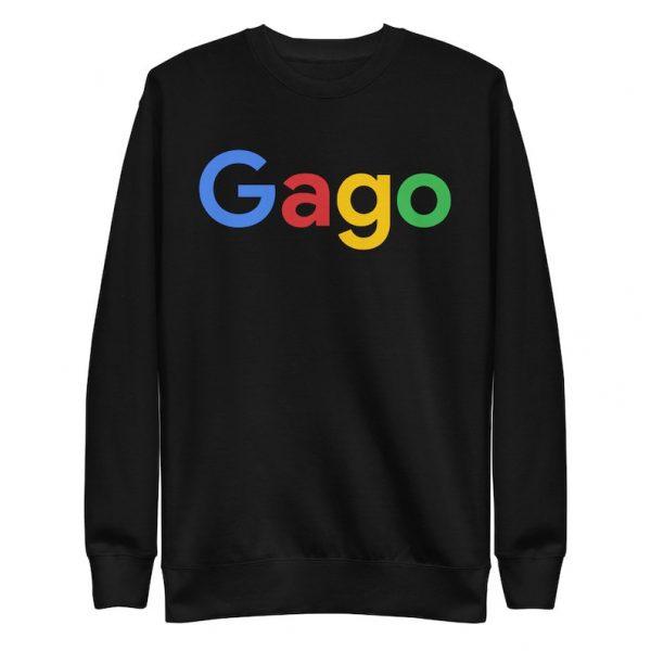 Filipino Sweatshirt Gago Unisex Funny Filipino Clothing - Filipino American Streetwear Clothes - Search Engine Parody Shirt - Filipino Gift