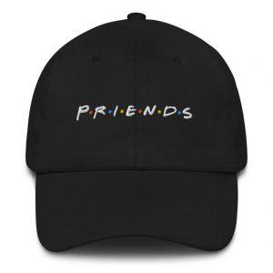 PRIENDS Dad Hat - Filipino Gift - Funny Filipino - Pinoy - Pinay - Phillippines - Filipino American - FRIENDS Parody