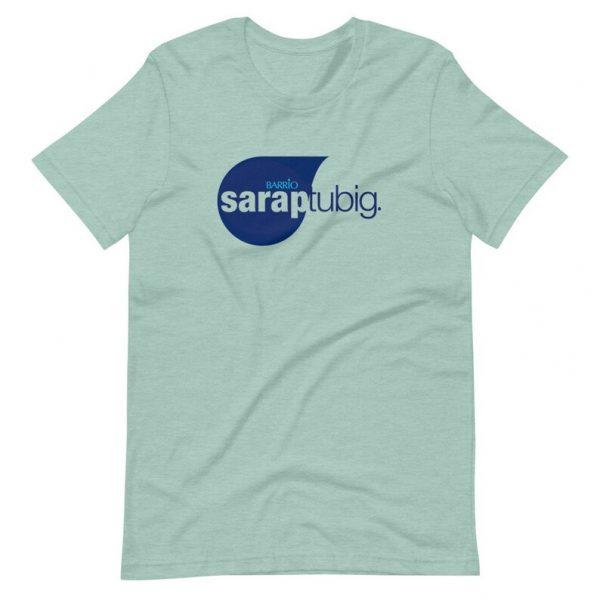 Sarap Tubig Premium T-Shirt Unisex/Men's - Funny Filipino Clothing - Pinoy - Pinay - Phillippines - Filipino Accent - Smart Water Parody